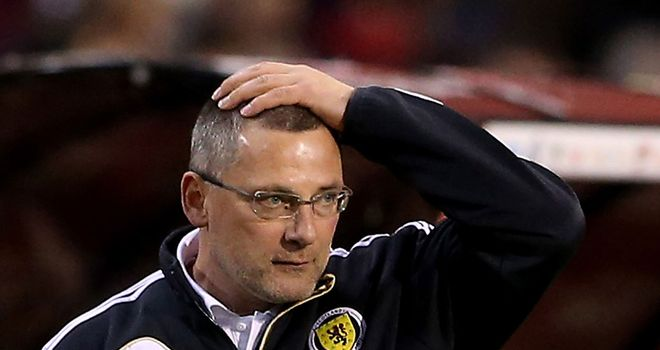 Craig Levein: Frustrated with the timing of his sacking, according to Kenny Black