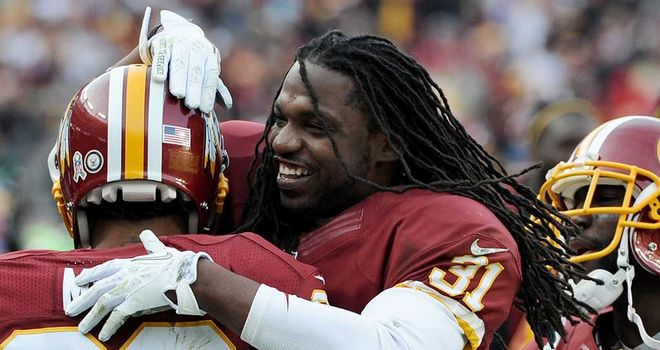 Brandon Meriweather: Injury nightmare for Washington star