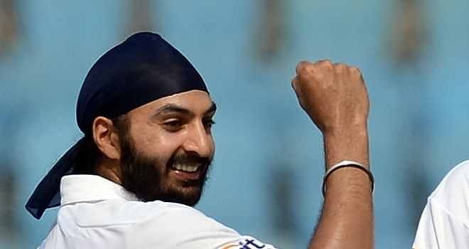 Monty Panesar: claimed a career-best 11 wickets in the match