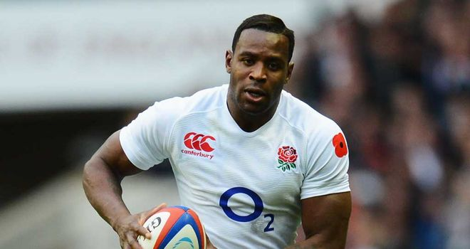 Ugo Monye: Left out of England squad