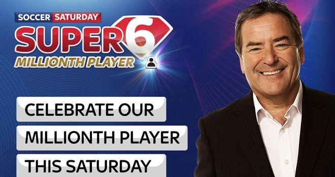 Super 6: Giving away the 'Ultimate Football Weekend