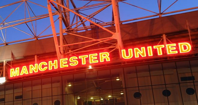 Old Trafford: Was earmarked for up to three games