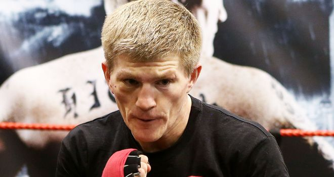 Ricky Hatton: More determined than ever ahead of comeback