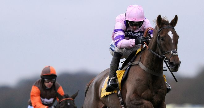 Silviniaco Conti: Bids to bounce back to winning ways at Aintree