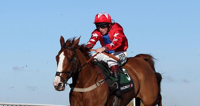 Sire De Grugy: Will drop in class at Lingfield next week