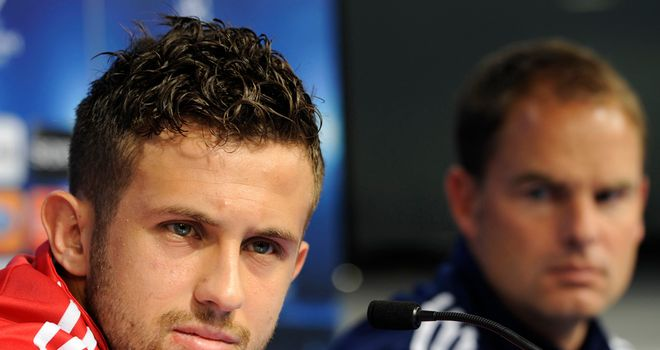 Miralem Sulejmani: Wishes to play in strongest European league