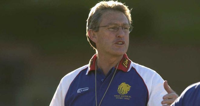 David Waite: Great Britain's former coach returning to the Dragons