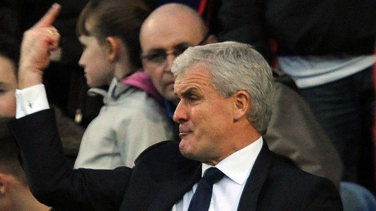 Hughes: Won't walk away