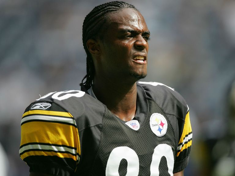 Plaxico Burress: Back at Pittsburgh Steelers