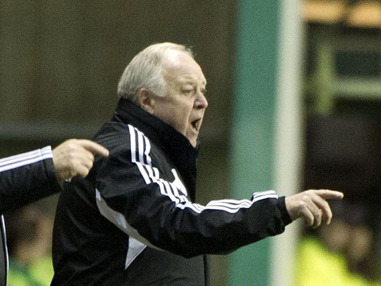 Craig Brown can guide Aberdeen to three points