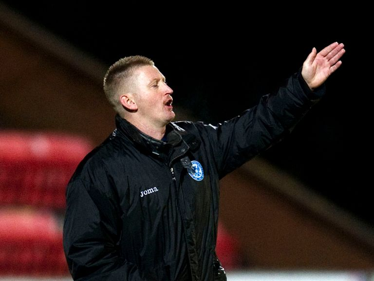 Steve Lomas: Wants his fringe players to step up