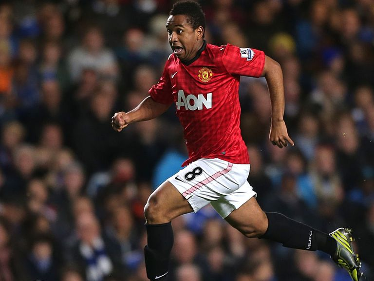 Anderson: Set to start against West Ham
