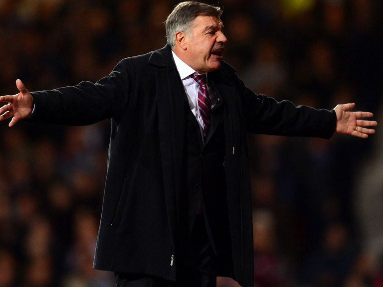 Sam Allardyce: Apologised to by Steve Kean