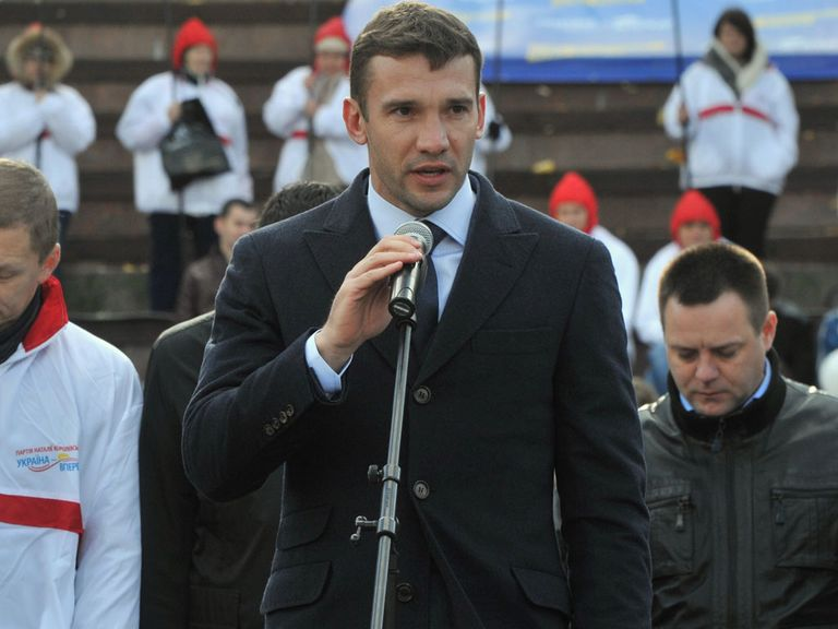 Andriy Shevchenko: Won't take Ukraine job