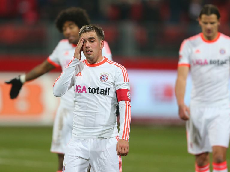 Bayern Munich: Club has been fined by DFB