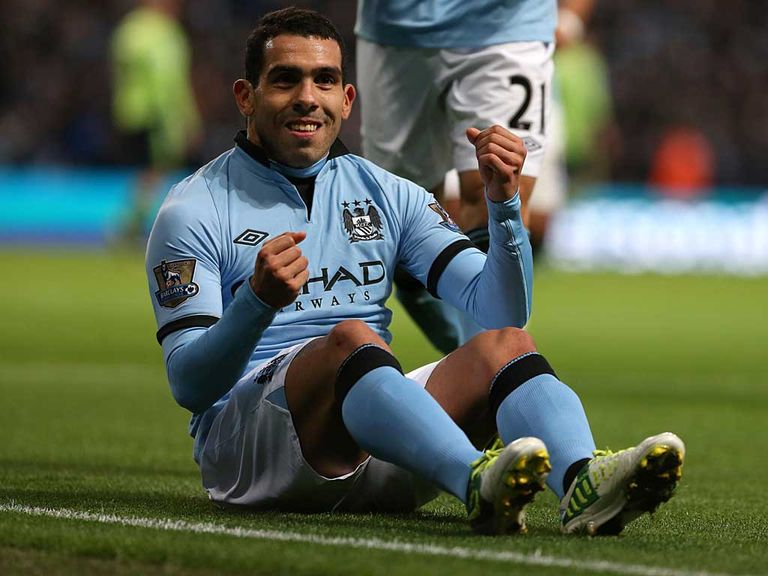 Carlos Tevez: Striker linked frequently with return to South America