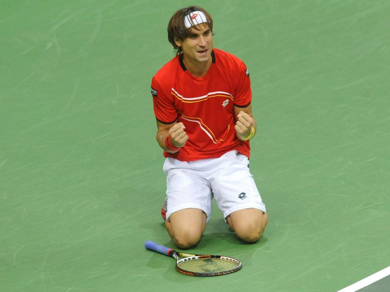 David Ferrer: Seeded fourth due to Rafael Nadal's absence