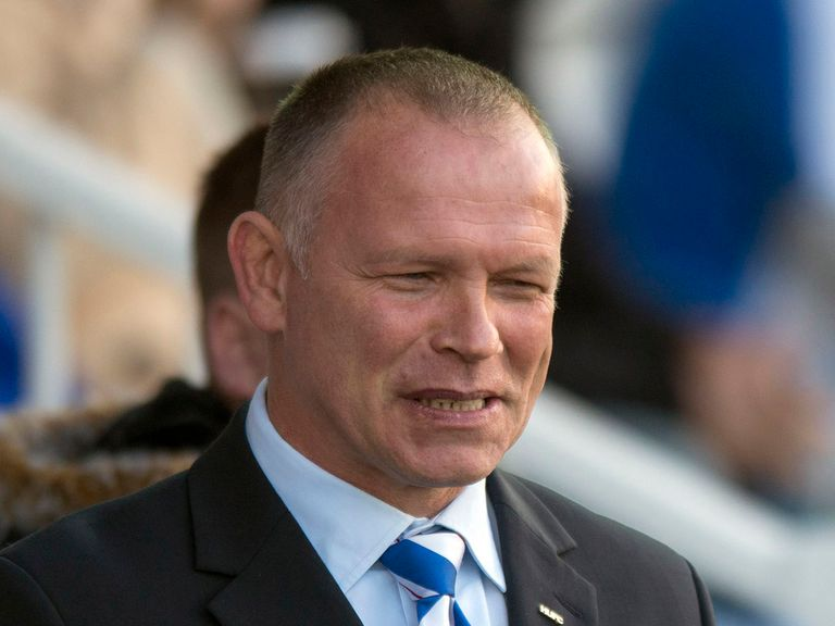 John Hughes: Lost his first game as Hartlepool boss