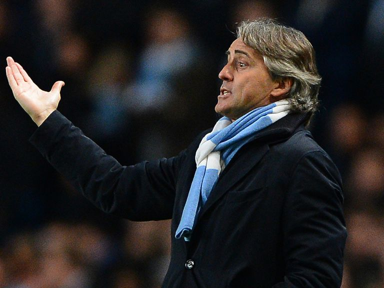 Roberto Mancini: No interest in Mourinhi comments