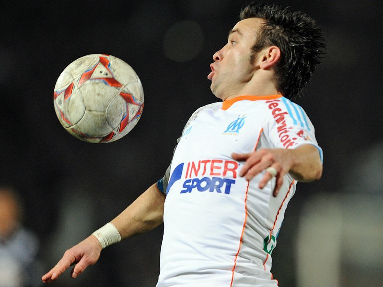 Mathieu Valbuena: Scored for Marseille