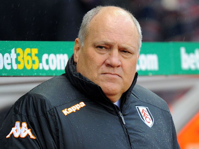 Martin Jol: We're in dire need of a goal
