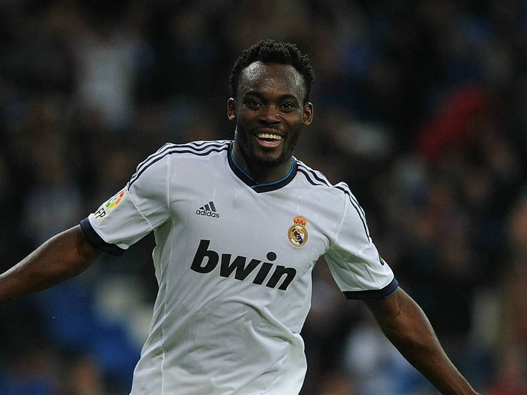 Michael Essien: Will see out the season on loan at Real Madrid