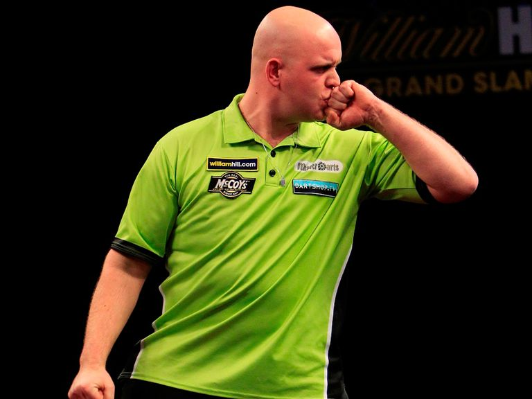 Michael van Gerwen: Strong season