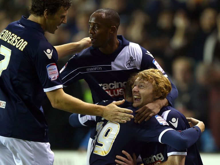 Millwall: At the top of their form currently