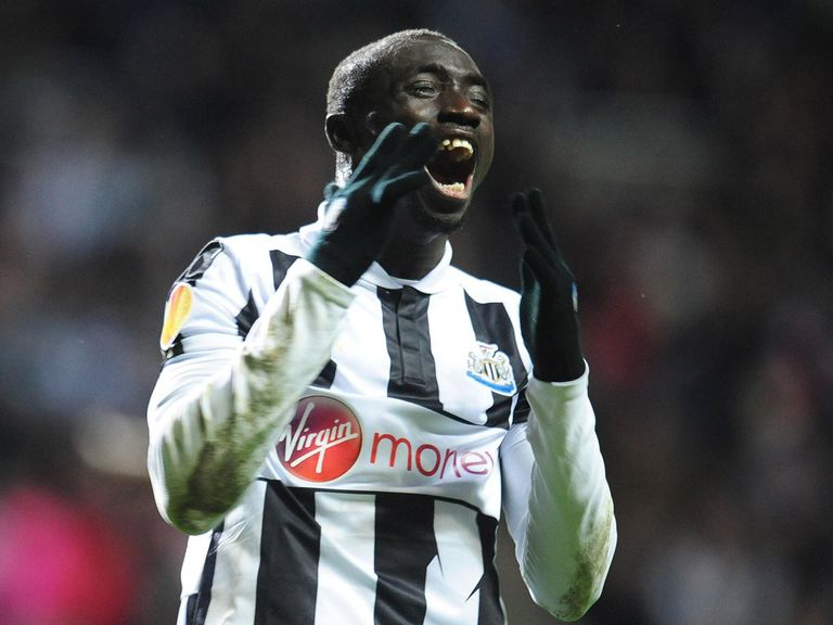 Papiss Cisse: Was wanted by Martin Jol