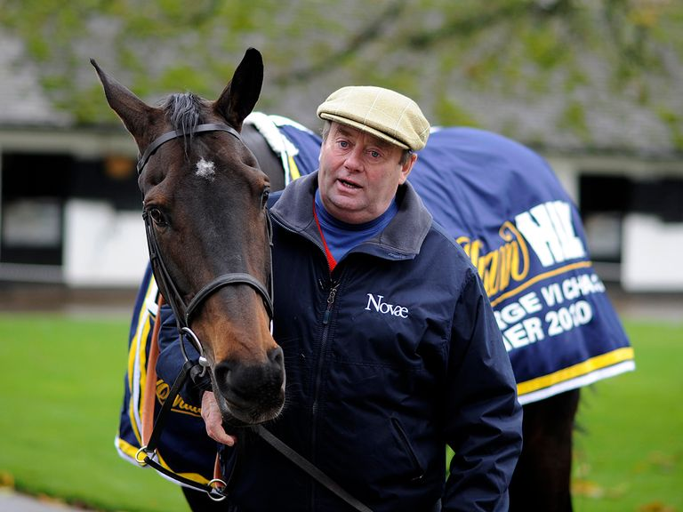 Long Run is set to head Nicky Henderson's team