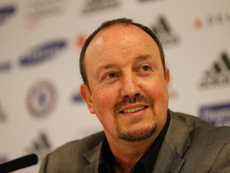 Benitez: Confident of being success at Chelsea