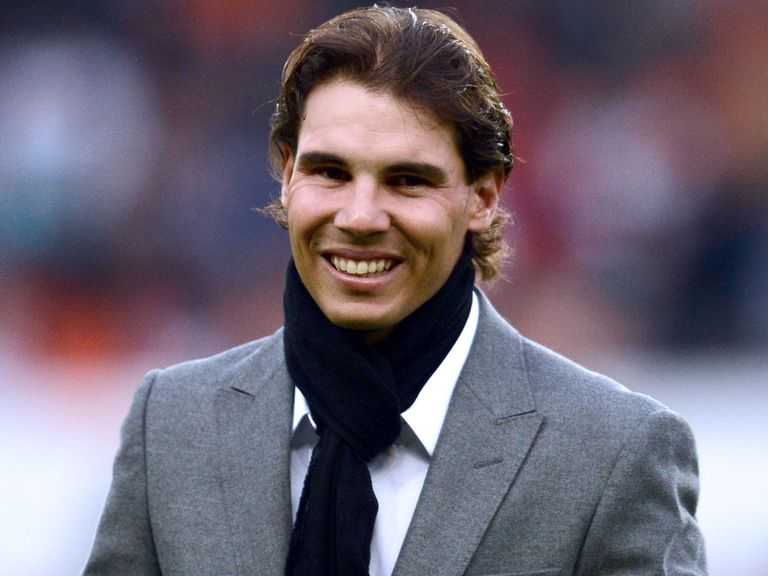 Rafael Nadal: French Open his main target