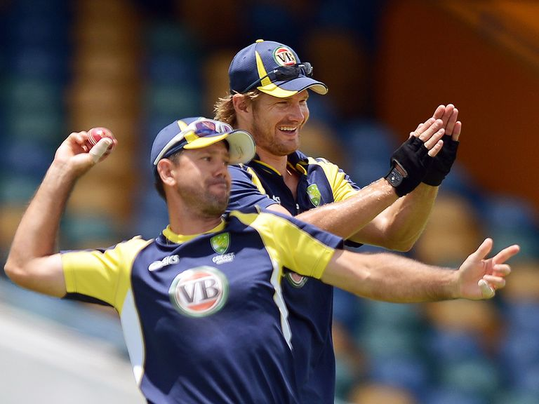 Ponting says Watson must be fully fit.