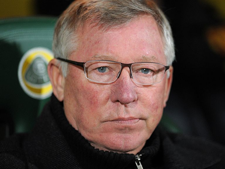 Ferguson: Unhappy with display at Norwich