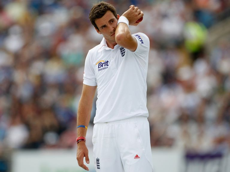 Steven Finn: Unscathed in comeback match