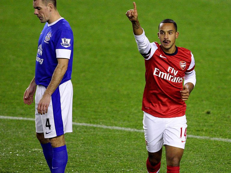 Theo Walcott: Among those left at home