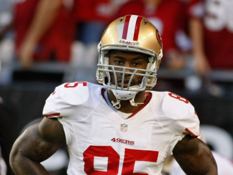 Vernon Davis: Can be a key man for the 49ers