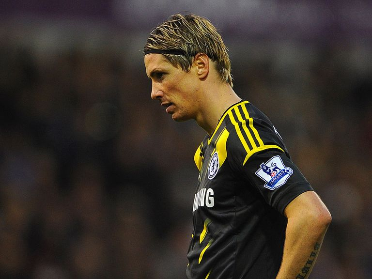 Fernando Torres: Short of goals