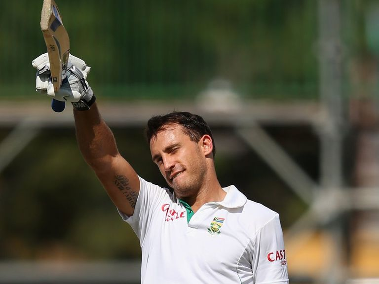 Du Plessis: Change of pace