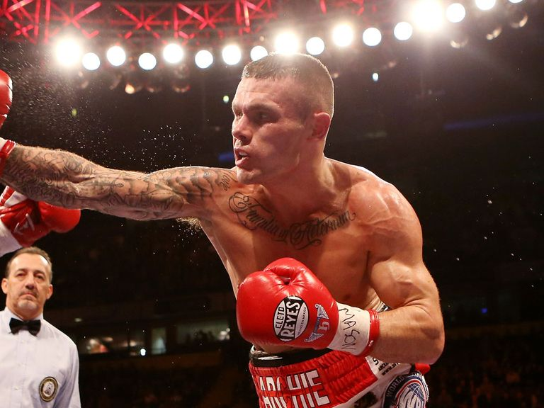 Martin Murray: Gets shot at Sergio Martinez