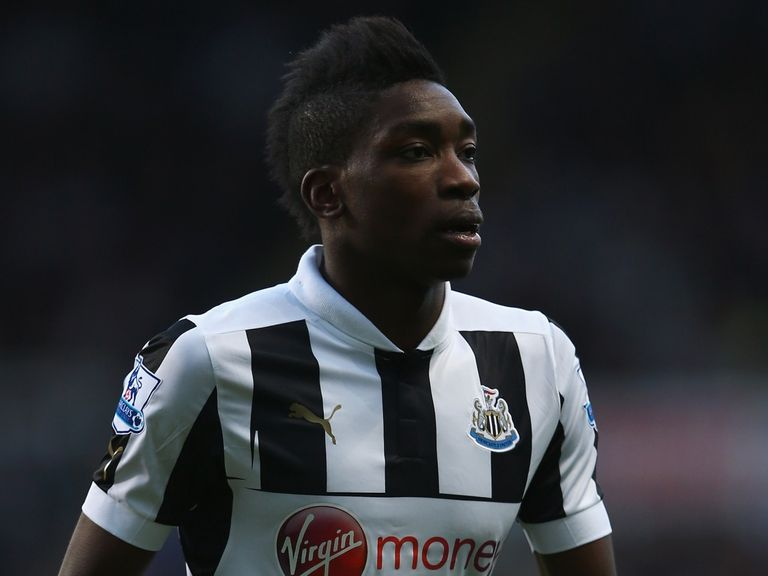 Sammy Ameobi: Loan switch