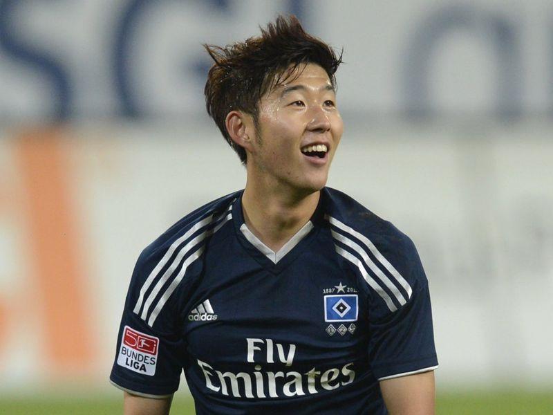Heung min son tottenham hotspur player profile sky for Son heung min squadre attuali