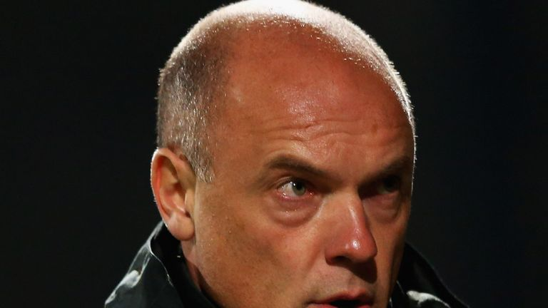 Uwe Rosler: Wary of wounded Blades