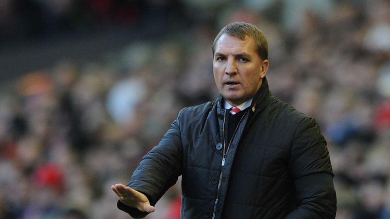 Brendan Rodgers: Believes Luis Suarez has made a rod for his own back