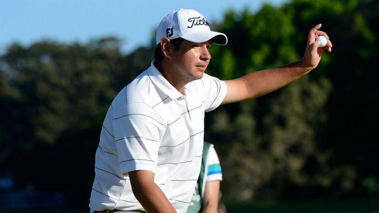 Daniel Popovic: Two-shot lead at the Australian PGA Championship