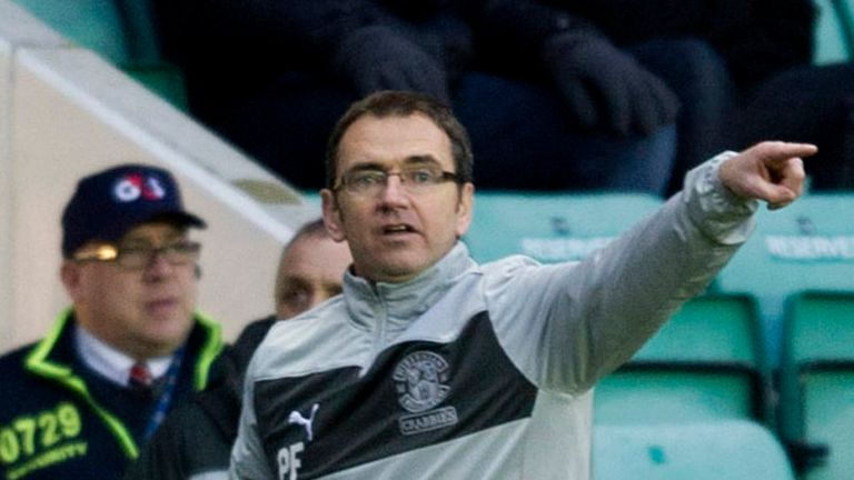 Pat Fenlon: Hibernian manager unhappy with poor start at Aberdeen