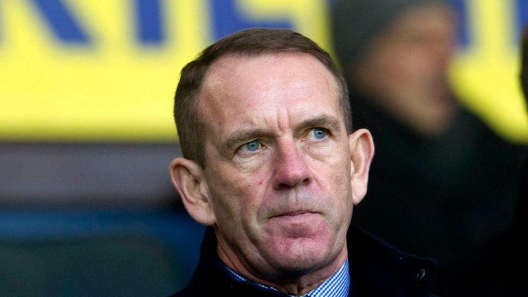 Kenny Shiels: Kilmarnock host Dundee United on Saturday