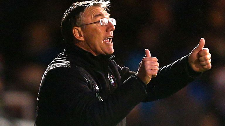 Nigel Adkins: Has ruled out signing another goalkeeper