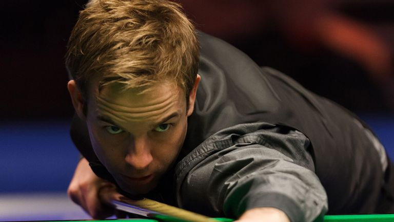 Ali Carter: Essex potter is chasing the third world ranking title of his career in Berlin
