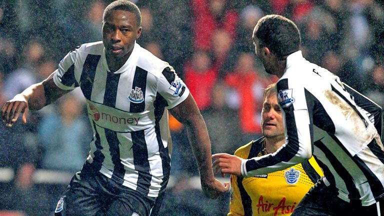 Shola Ameobi: Scored Saturday's late winner and gives boss Alan Pardew a nudge before the transfer window opens